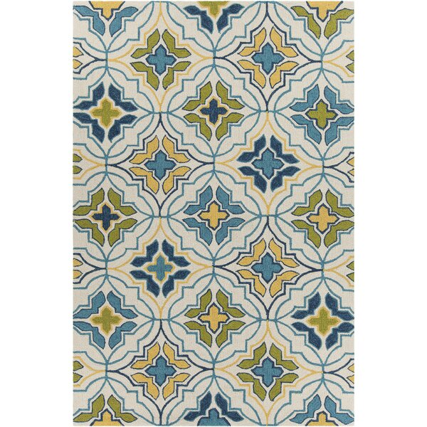 Adonay Patterned Area Rug by Red Barrel Studio
