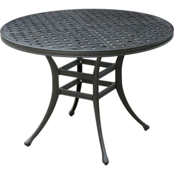 Covarrubias Contemporary Dining Table by Fleur De Lis Living