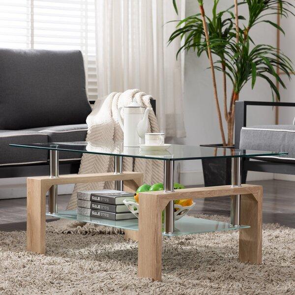 Kutlay Coffee Table With Storage By Orren Ellis