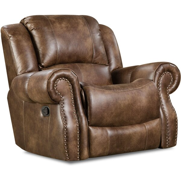 Shaan Manual Rocker Recliner by Darby Home Co