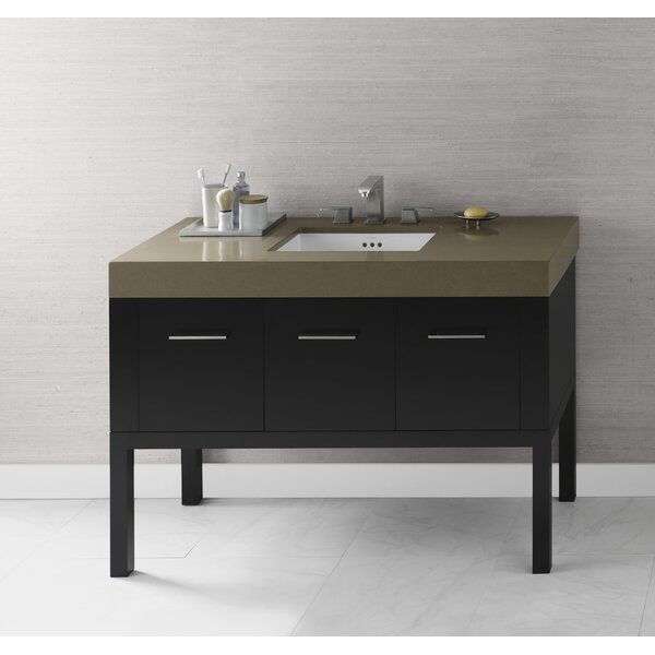 Calabria 48 Single Bathroom Vanity Set by Ronbow