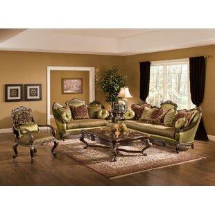 Milania Configurable Living Room Set