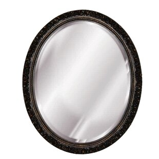 Hickory Manor House Baroque Accent Mirror