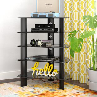 Norwood Stand Audio Rack by Latitude Run