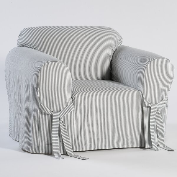 Armchair Slipcover by August Grove