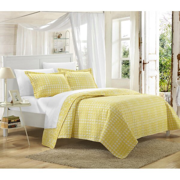Arzola 2 Piece Twin Reversible Quilt Set by Loon Peak