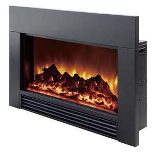 Wall Hanging Fireplace wall mounted fireplaces you'll love | wayfair