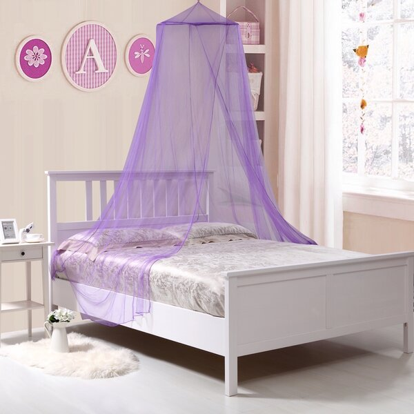 Colgate Kids Collapsible Wire Hoop Canopy by Viv + Rae