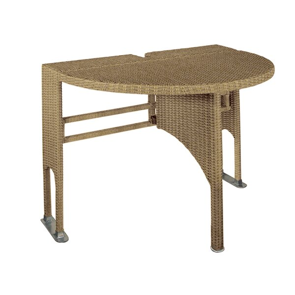 Terrace Mates Genevieve Half Oval Dining Table by Blue Star Group