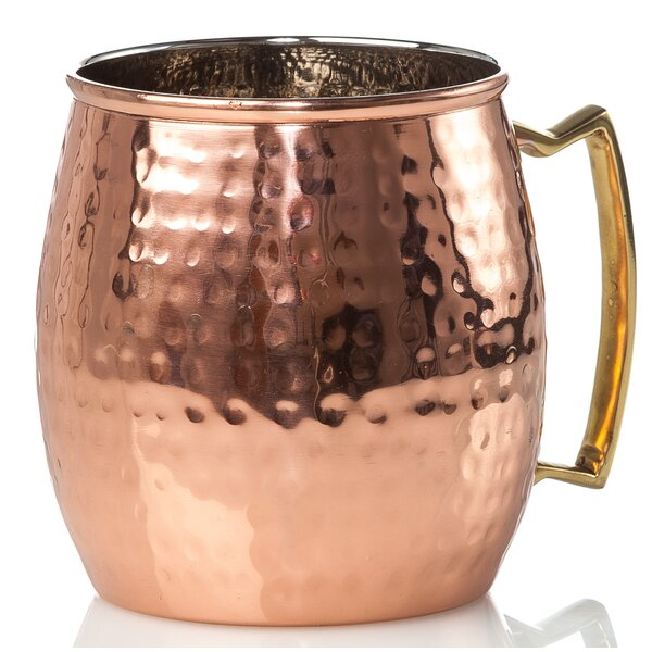 20 oz Moscow Mule Mug (Set of 4) by Abigails