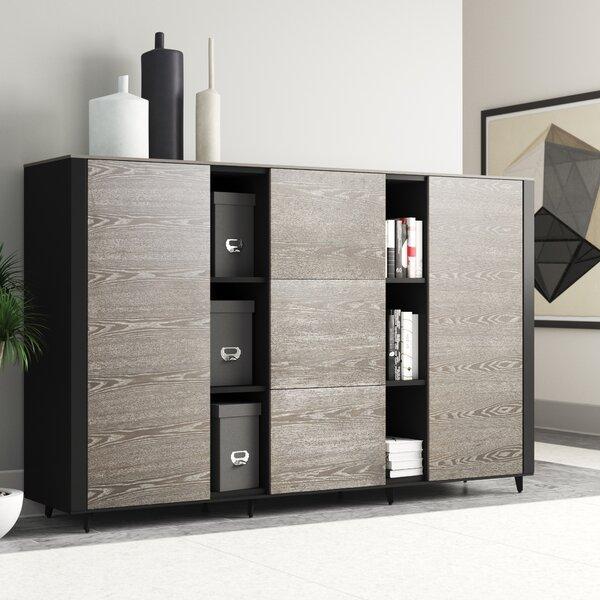 Francella 3-Drawer Vertical Filing Cabinet