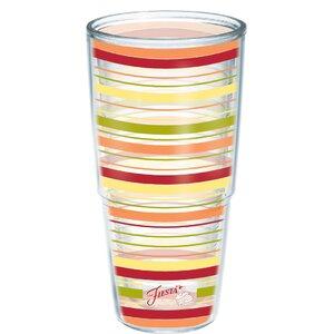 Fiesta Sunny Stripes Tumbler