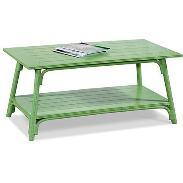 Coffee Table With Storage By Braxton Culler