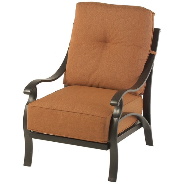 Borman Patio Chair by Darby Home Co