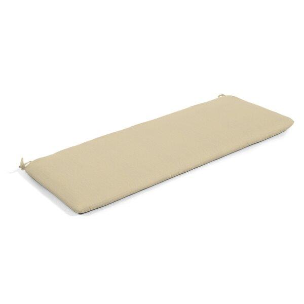 Indoor/Outdoor Sunbrella Bench Cushion by Wildon Home ®