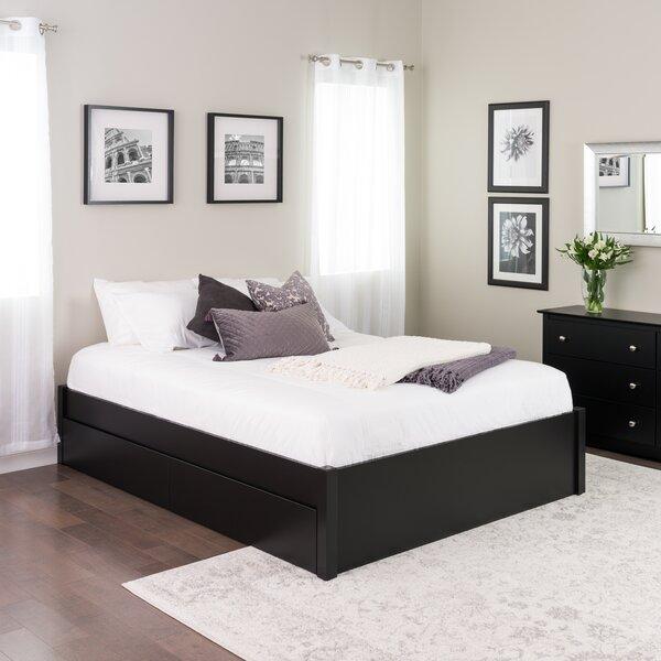 Amazing Sagamore Storage Platform Bed By Winston Porter Discount