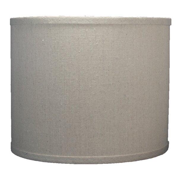 Classic Linen Drum Lamp Shade ( Spider )