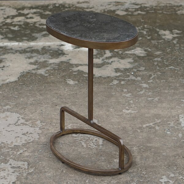 Williston Forge Oval End Tables