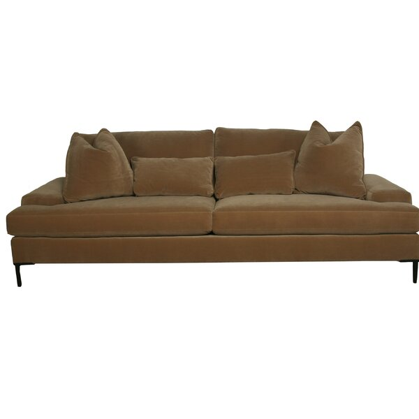 Perfect Priced Krawczyk Sofa by Ivy Bronx by Ivy Bronx