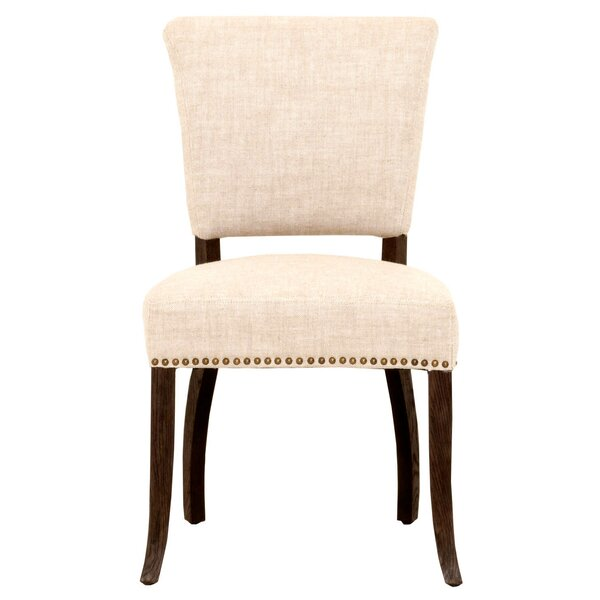 Woodruff Upholstered Dining Chair (Set of 2) by Darby Home Co