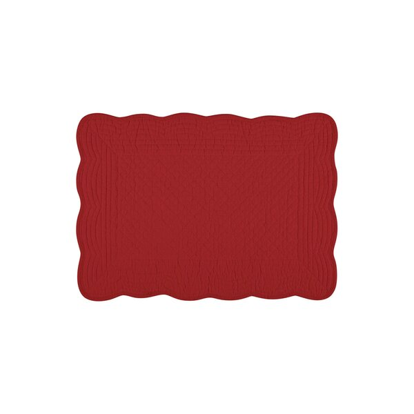 Charlbury Boutis Placemat (Set of 4) by Three Post