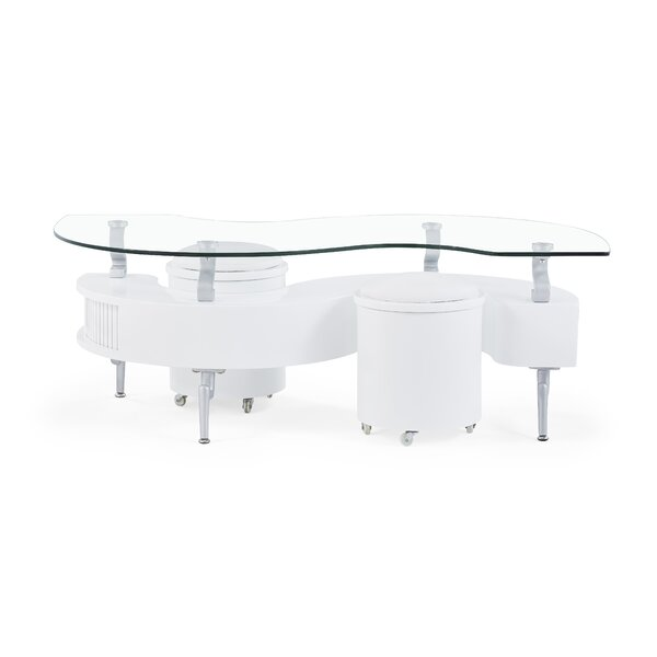 Peart Coffee Table by Ebern Designs