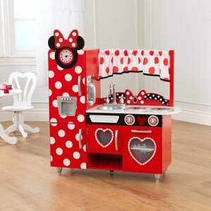 Red Play Kitchen Set red play kitchen sets & accessories you'll love | wayfair