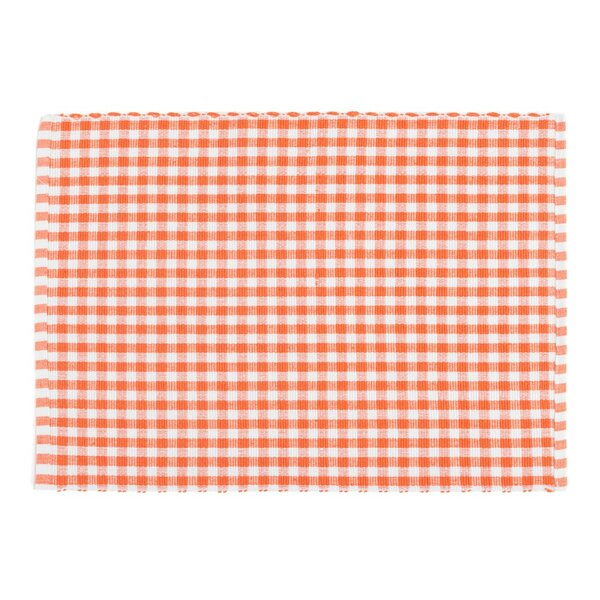 Gingham Placemat (Set of 4) by Linen Tablecloth