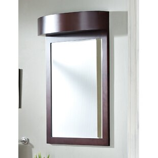 Best Choices Rosemont Birch Wood-Veneer Wall Mirror ByWinston Porter
