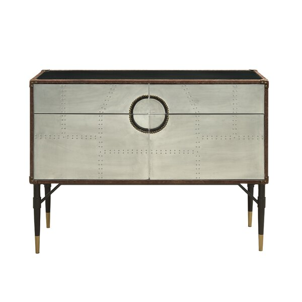 Fielder Console Table By Everly Quinn