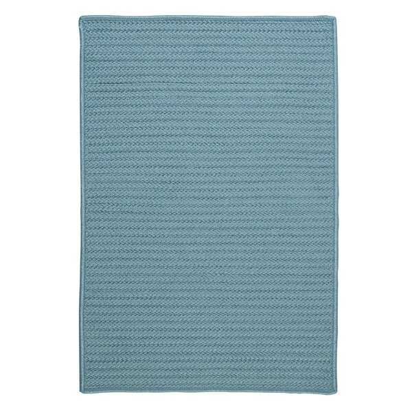 Raulston Blue Indoor/Outdoor Area Rug by Charlton Home