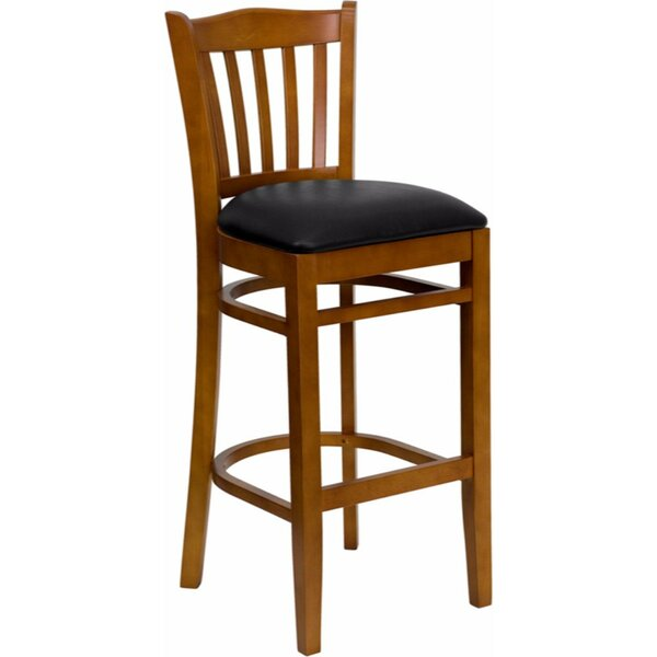 Ellinor 31'' Bar Stool by Darby Home Co