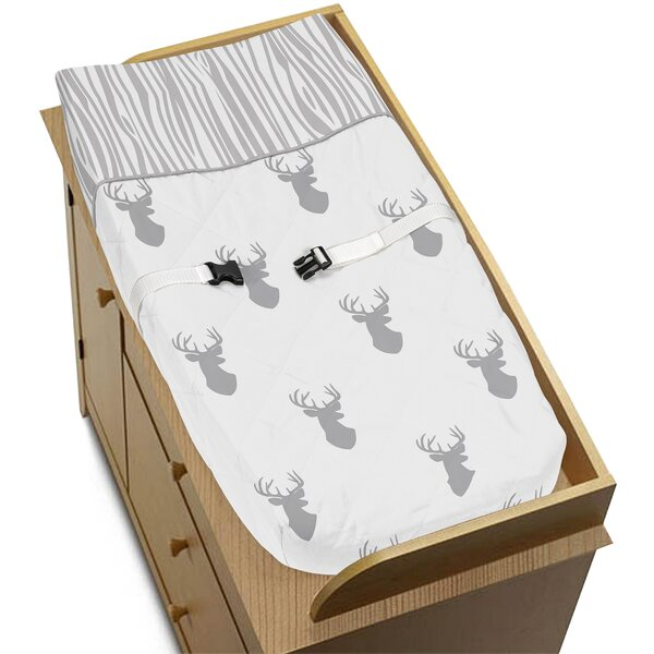 Stag Changing Pad Cover by Sweet Jojo Designs