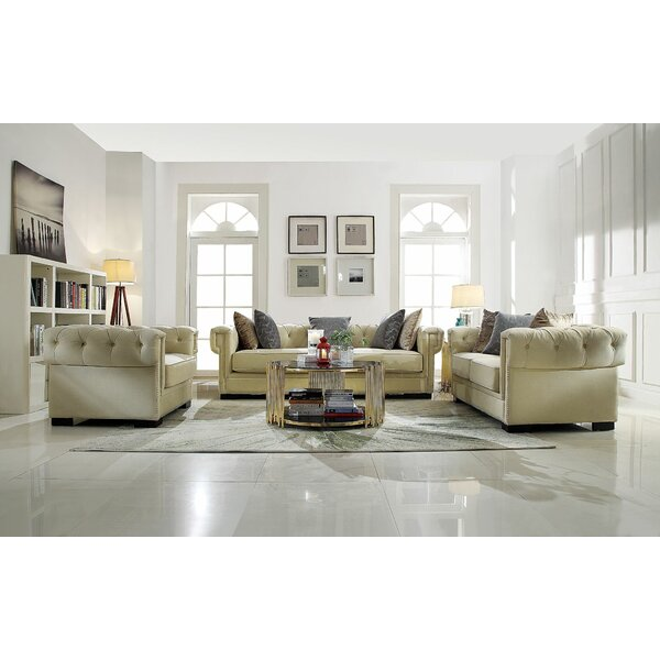 Kincannon Configurable Living Room Set by Mercer41