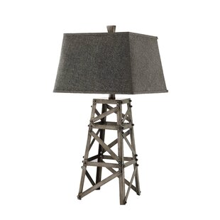 Affordable Meadowhall 32 Table Lamp By Stein World