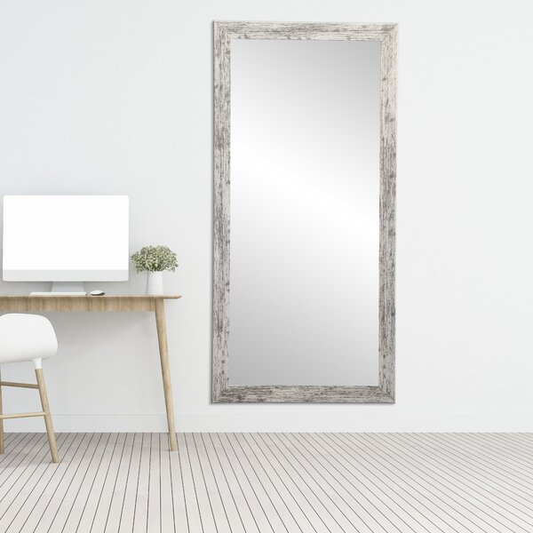 Fabio Barn Full Length Mirror by Highland Dunes