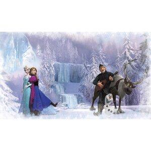 Disney Frozen Prepasted 10.5' x 72