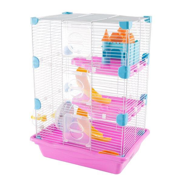 Habitat Hamster/Gerbil Cage by Petmaker