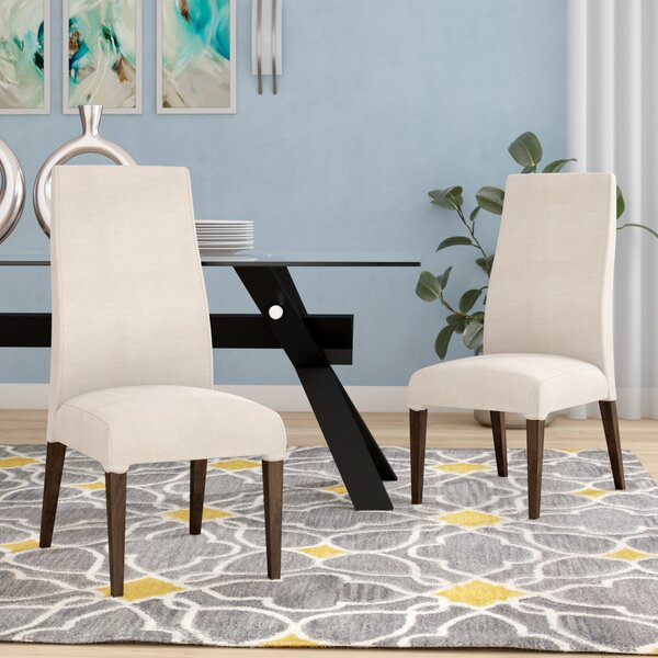 Koffler Upholstered Dining Chair (Set of 2) by Ivy Bronx