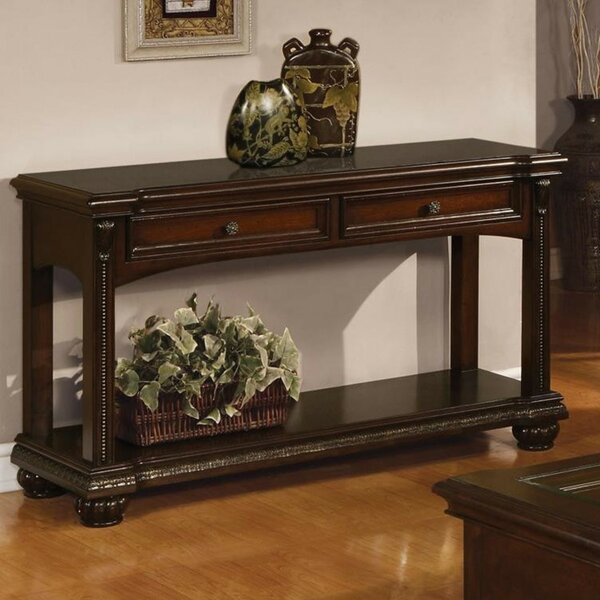 Anondale Console Table by A&J Homes Studio A&J Homes Studio