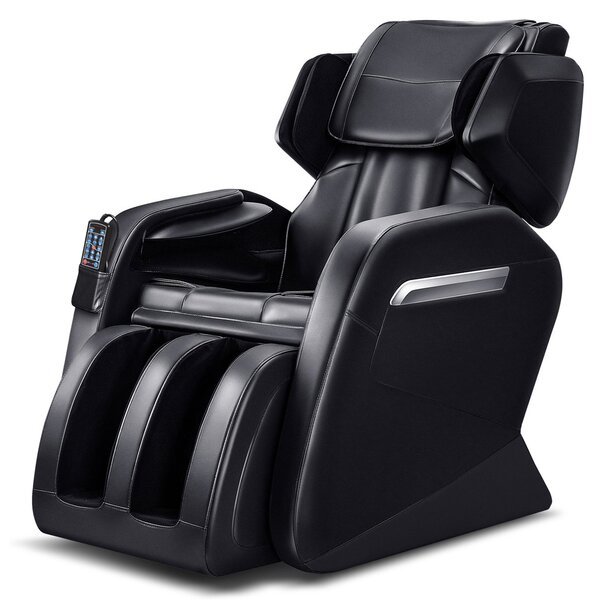 Deals Price Power Reclining Adjustable Width Heated Full Body Massage Chair
