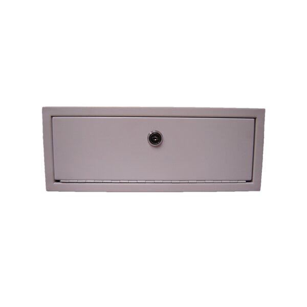 Hal Enamel Steel 5 x 13 Recessed Frameless  Cabinet