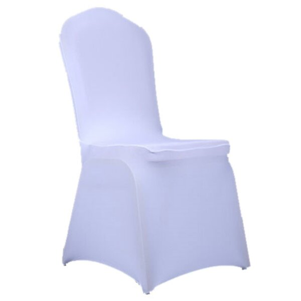 Elastic Polyester Spandex Dining Chair Slipcover by Symple Stuff