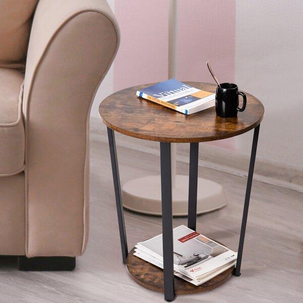 Himmelmann Floor Shelf End Table By Foundry Select