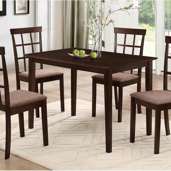 Mccloskey Dining Table by Winston Porter Winston Porter