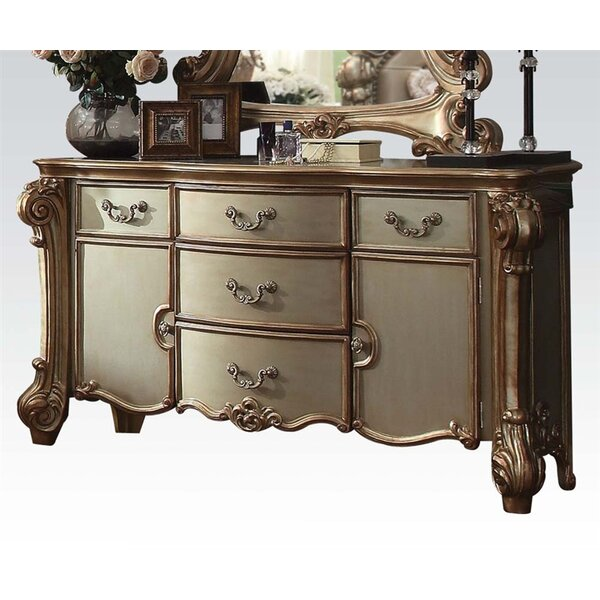 Mccarroll 5 Drawer Dresser by Astoria Grand