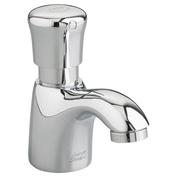 Metering Single Hole Bathroom Faucet