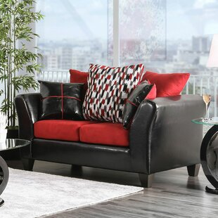Giverin 2 Piece Faux Leather Living Room Set by Red Barrel Studio®