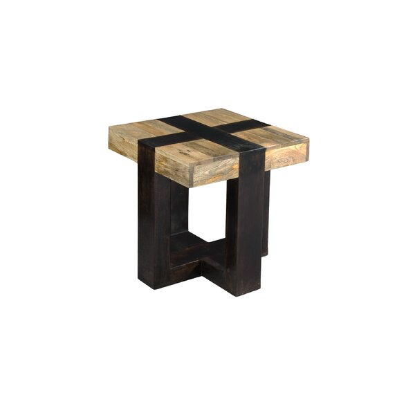 Romo End Table by Loon Peak