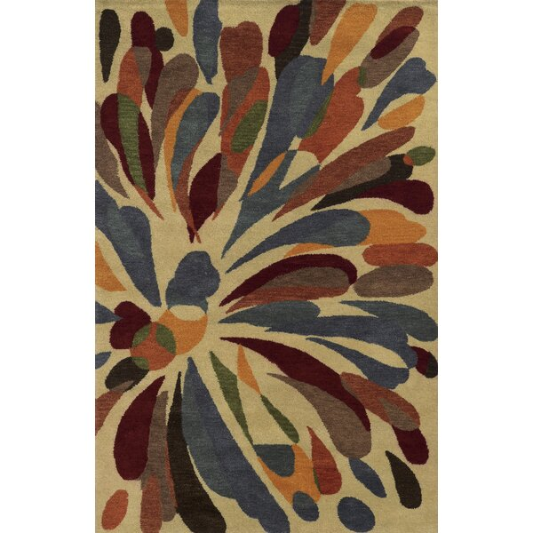 Midia, Hand-Tufted Area Rug by Meridian Rugmakers